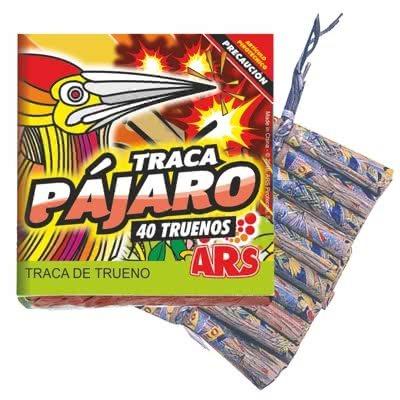 TRACA 40 PÁJARO