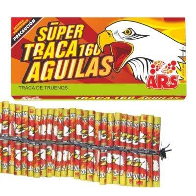 TRACA 160 ÁGUILAS®