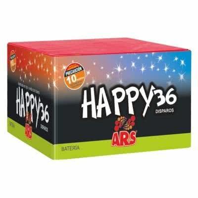 HAPPY 36 DISPAROS