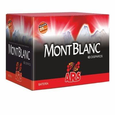 MONTBLANC x63