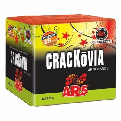 CRACKÒVIA x25