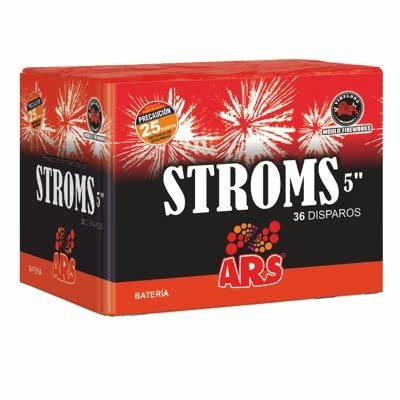 STROMS 5″ x36