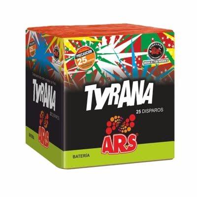 TYRANA x25