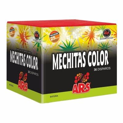 MECHITAS COLOR x36