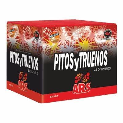 PITOS TRUENOS x36