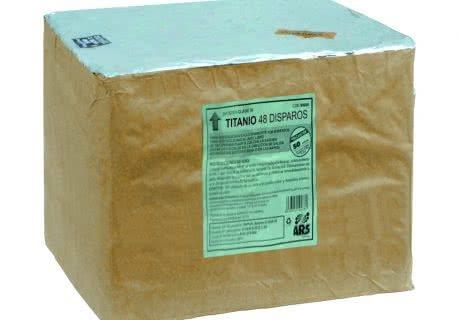 TITANIO 21″ x48