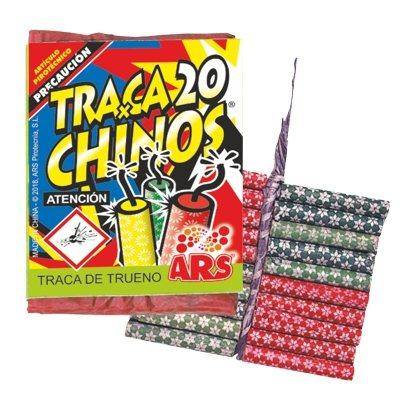 TRACA 20 CHINOS®