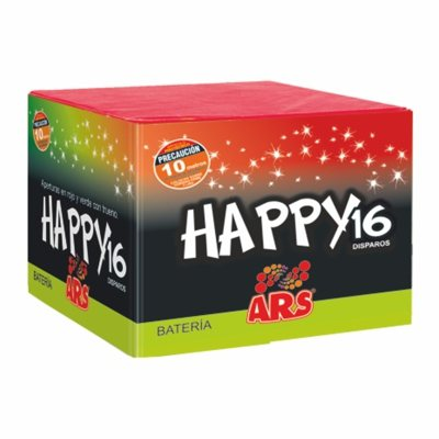 HAPPY 16 DISPAROS