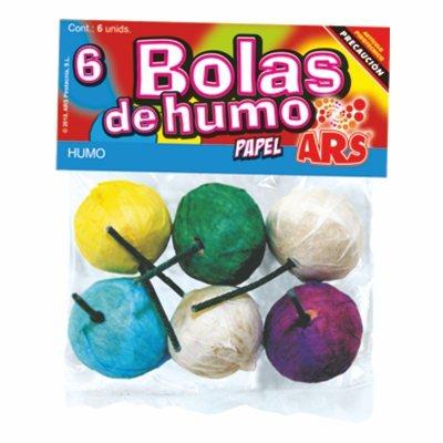 BOLAS HUMO Papel (6)