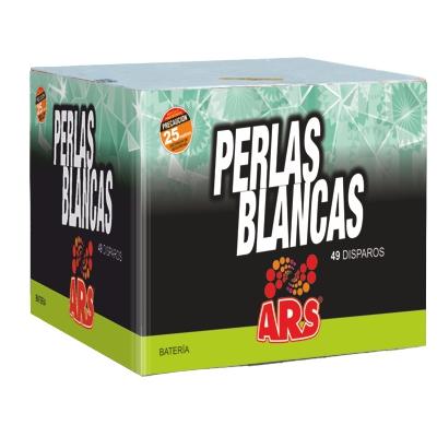 PERLAS BLANCAS x49