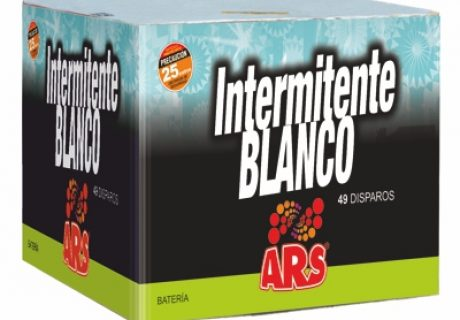INTERMITENTE BLANCO x49