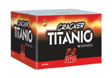 TITANIO CRACKER x90