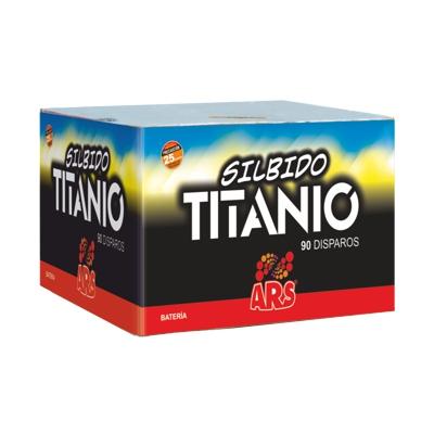 TITANIO SILBIDO x90